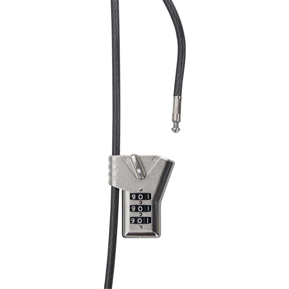 Cable et Cadenas Vigilante 10'