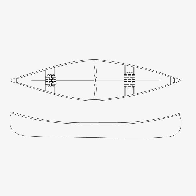 Canot Scott - L'Il Canoe 12