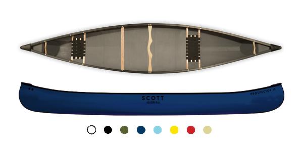 Canot Scott - Prospecteur 15'